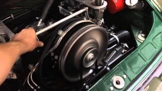 1965 911 engine running first start up