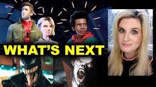 Into the Spider-Verse Sequel, Venom 2, Morbius 2020, All-Female Spin-Off