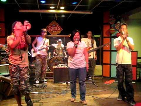 "Kelly Boldt of IV-Diamond singing ""I Will Survive""..."