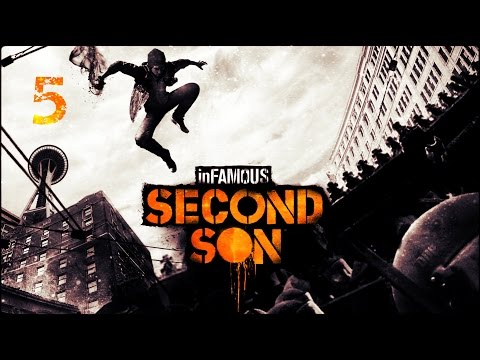 inFamous 2 Gameplay Trailer