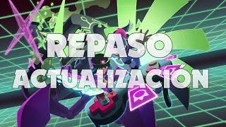 REPASO DE LA ACTUALIZACIÓN