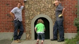 【Kiss Shot Collection】Best of Funny Videos #23 Magic Wall Prank /...