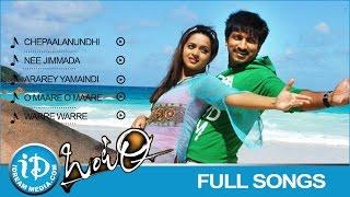 Ontari movie songs || video juke box gopichand - bhavana mani sharma