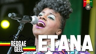 Etana Live at Reggae Geel 2015