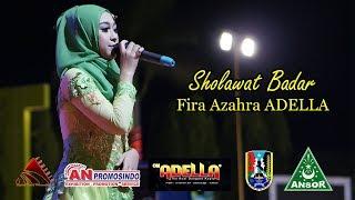 ADELLA Sholawat Badar Fira Azahra Live Tuban GP Ansor
