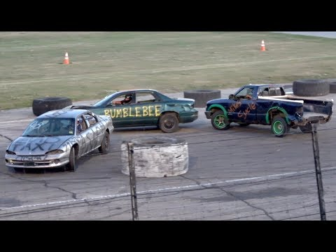 DOUBLE DONUT DASH RACING | Day Of Destruction 2018