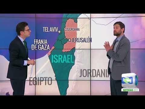 ¿Cuál Es El Origen Del Conflicto Entre Israel Y Palestina?
