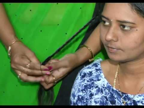 Siga Singaaram-50(Hair style video by eenadu.net)