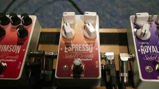 TONE QUEST PRESENTS: Pedalbot Gadget Labs Effect Pedals