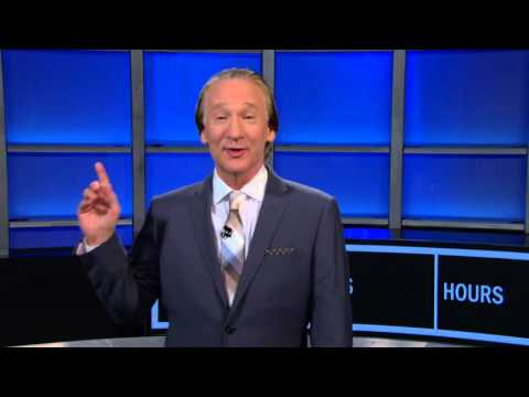 Real Time with Bill Maher: Monologue – September 25, 2015 (HBO)