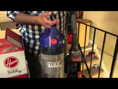 Hoover Windtunnel 2 Vacuum - Canadian Tire Product Review
