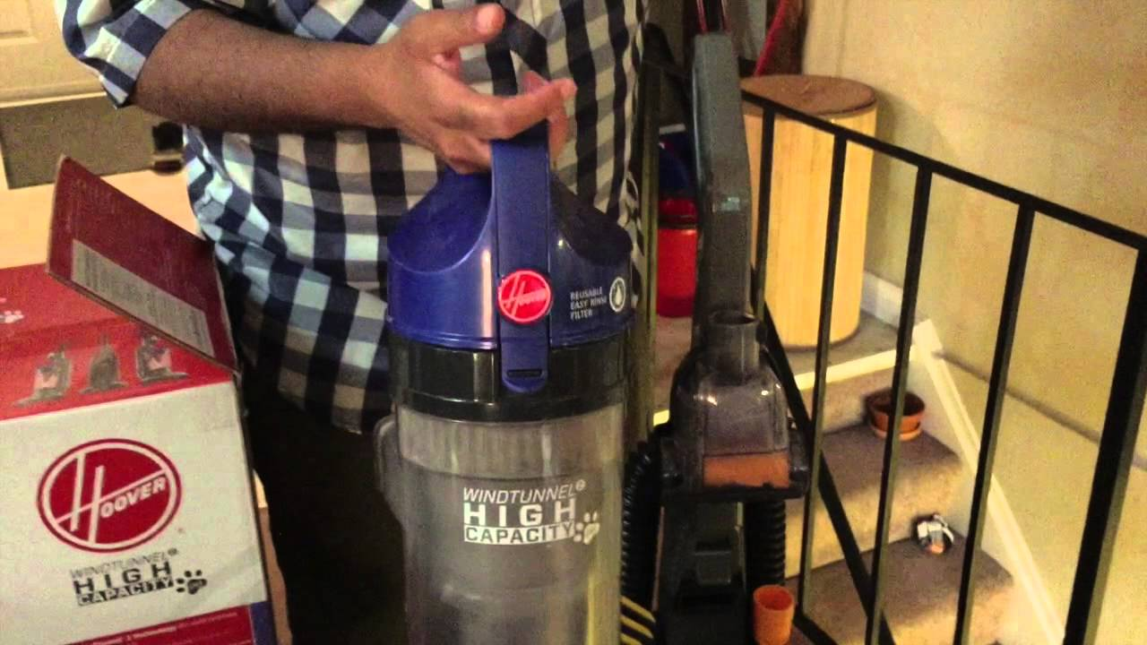Hoover Windtunnel 2 Vaccum Canadian Tire Product Review