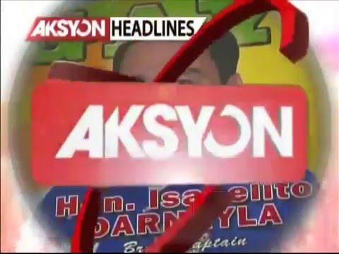 AKSYON BISAYA FEBRUARY 08, 2016