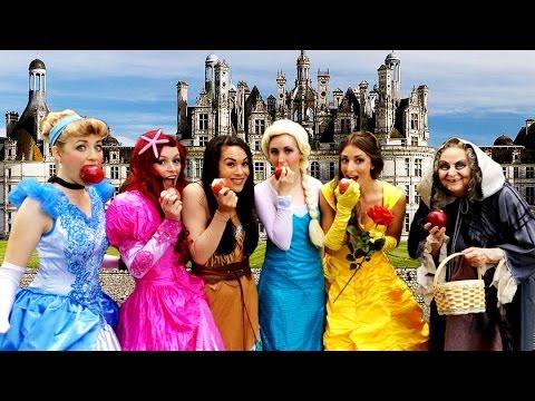 Disney Princess Zombie Video Youtube