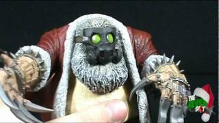 Christmas Spot - McFarlane Toys Twisted X-mas Santa Claus