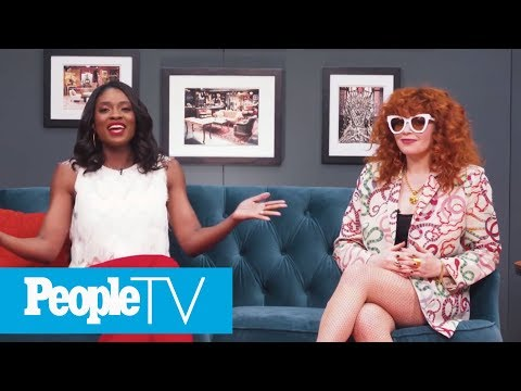 Natasha Lyonne Dishes On Her First Job On 'Pee-wee's Playhouse' | PeopleTV | Entertainment Weekly