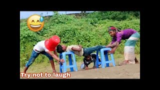 Must Watch New Funny  Comedy Video 2019– Episode 16   Famous Emon  