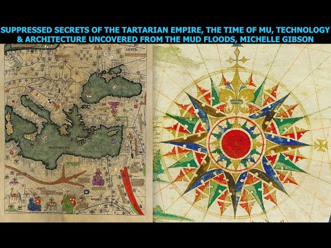 Secrets of the Tartarian Empire Predating Atlantis, Over 70,000 Years of Technology Under Mud Floods