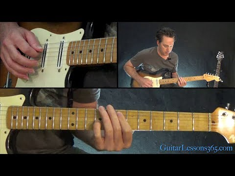 Audioslave  Cochise Guitar Lesson