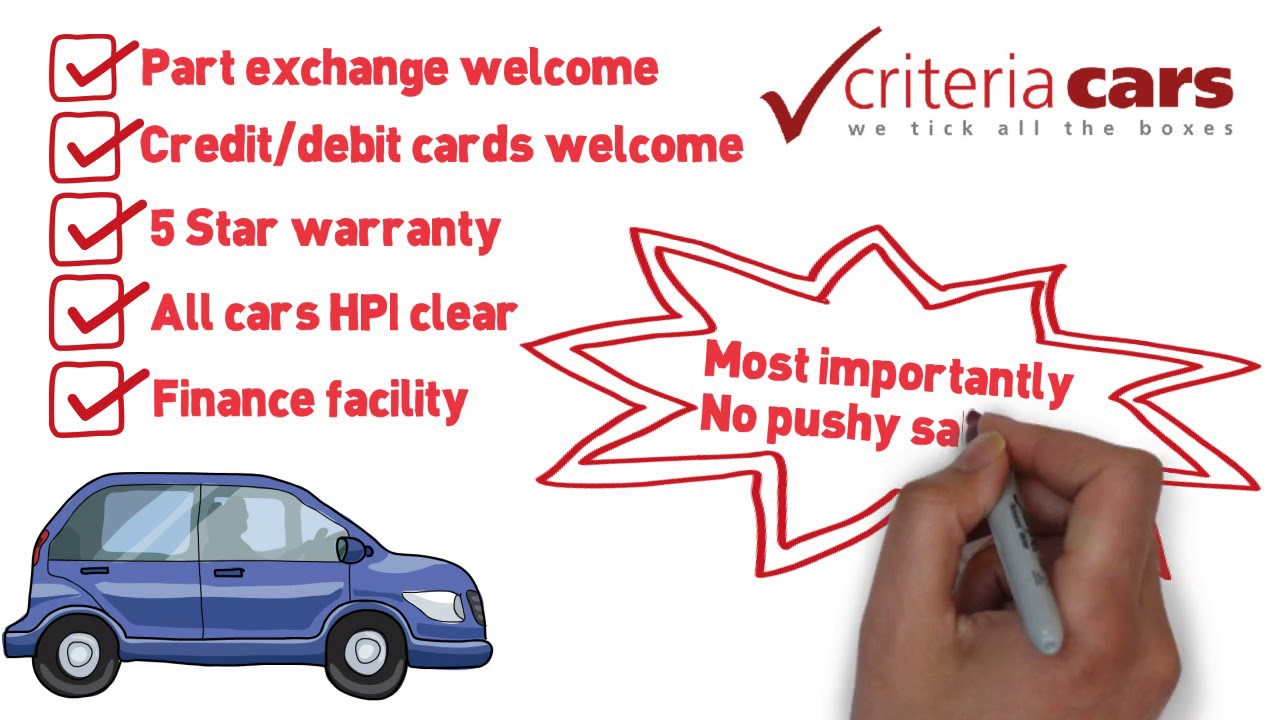 Criteria Cars Home Used Cars Cambridgeshire