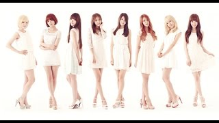 AOA Vocal Ranking (Based on Studio Version)