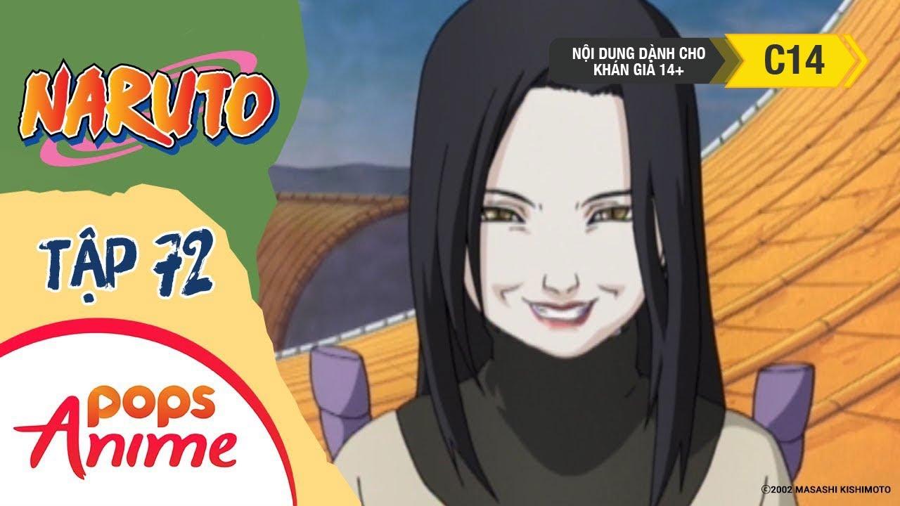Naruto Tập 72 - Sai Lầm Của Ngài Hokage. Bộ Mặt Đằng Sau Chiếc Mặt Nạ - Trọn Bộ Naruto Lồng Tiếng