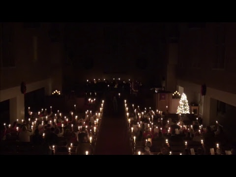 Second Presbyterian Church - Christmas Eve Candlelight Service 2017