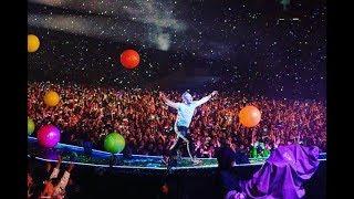 Coldplay - Adventure Of A Life Time HD Live San Siro Milano 4 Luglio 2017
