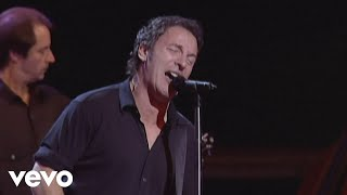 Bruce Springsteen & The E Street Band - Don't Look Back (Live in New York City)