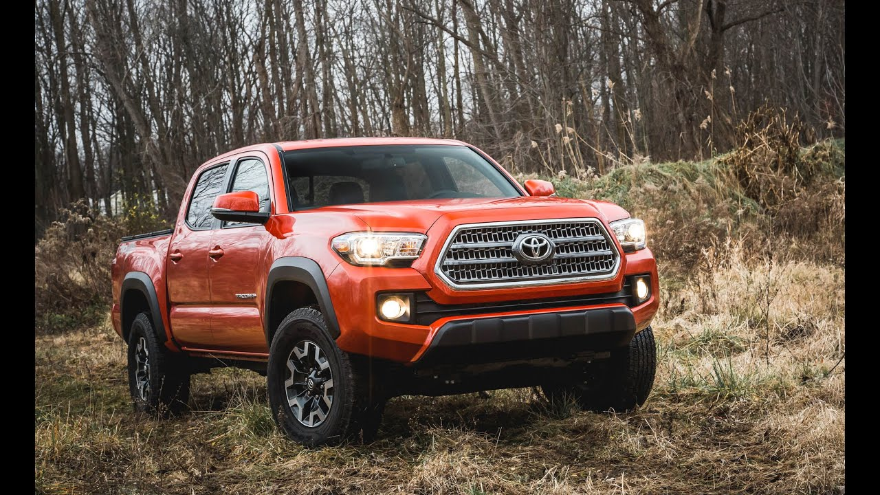 2016 toyota tacoma v 6 4x4 manual man up with a stick shift 4x4 pickup youtube. Black Bedroom Furniture Sets. Home Design Ideas