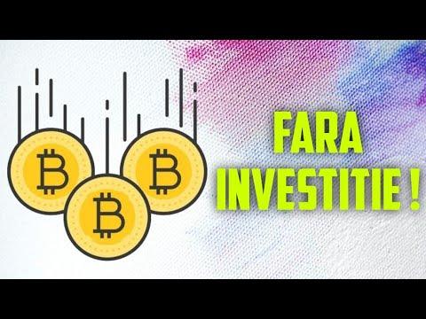 cum să câștigi bitcoin fără investiții