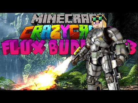 #MINECRAFT CRAZY CRAFT 3.0 | #18 | IRON MAN SUIT