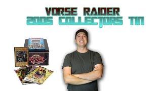 Old School Yugioh Vorse Raider 2005 Collectors Tin Opening!