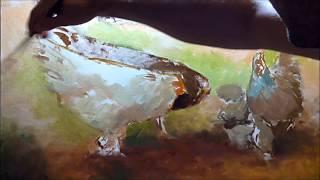 Douglas Okada e sua arte