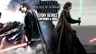 MAJOR The Rise Of Skywalker Story Details CONFIRMED! (Star Wars Episode 9)