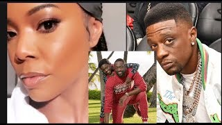 Gabrielle Union Goes At Boosie, Thug & Critics Of Family Support Of D-Wade Daughter Zaya| FERRO