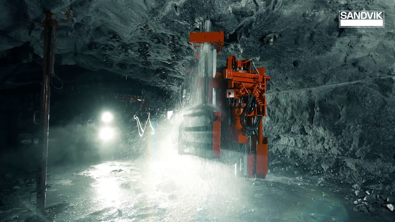 Sandvik Turret: Our New-For-Old Program | Sandvik Mining and Rock Technology