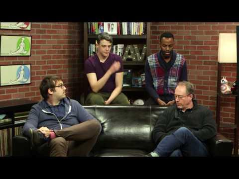 "Joel Hodgson explains the ""kabuki"" of the new Mystery Science Theater 3000"