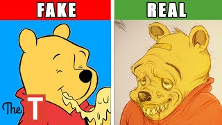 The Disturbing Real Story Of Winnie The Pooh