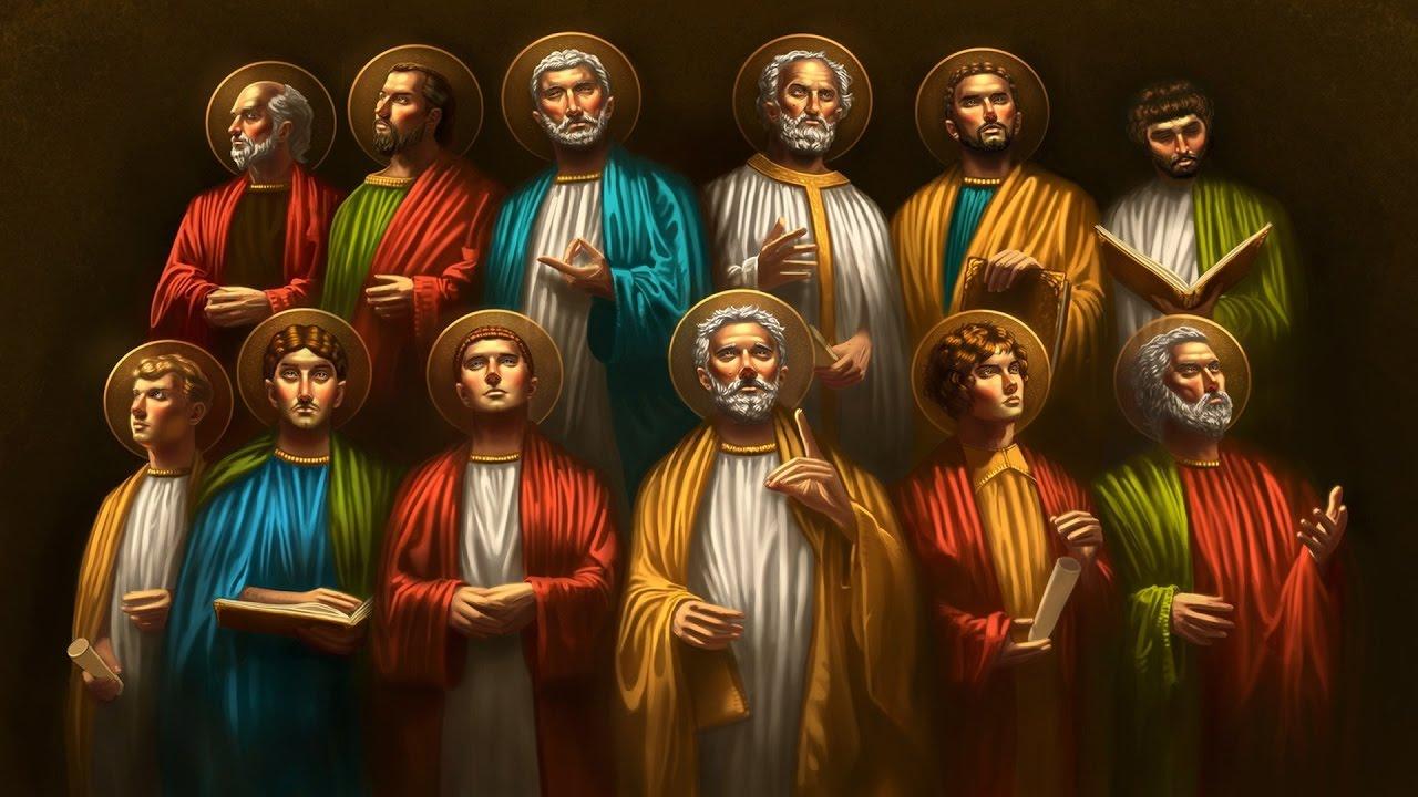 CXCY〈誠心呈義〉耶穌的十二門徒以及他們的殉道 - YouTube