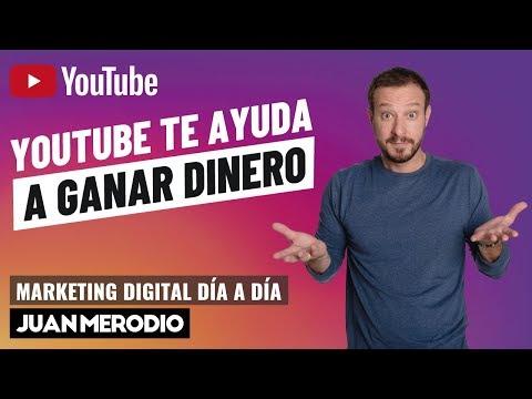 NUEVA FORMA DE GANAR DINERO CON YOUTUBE
