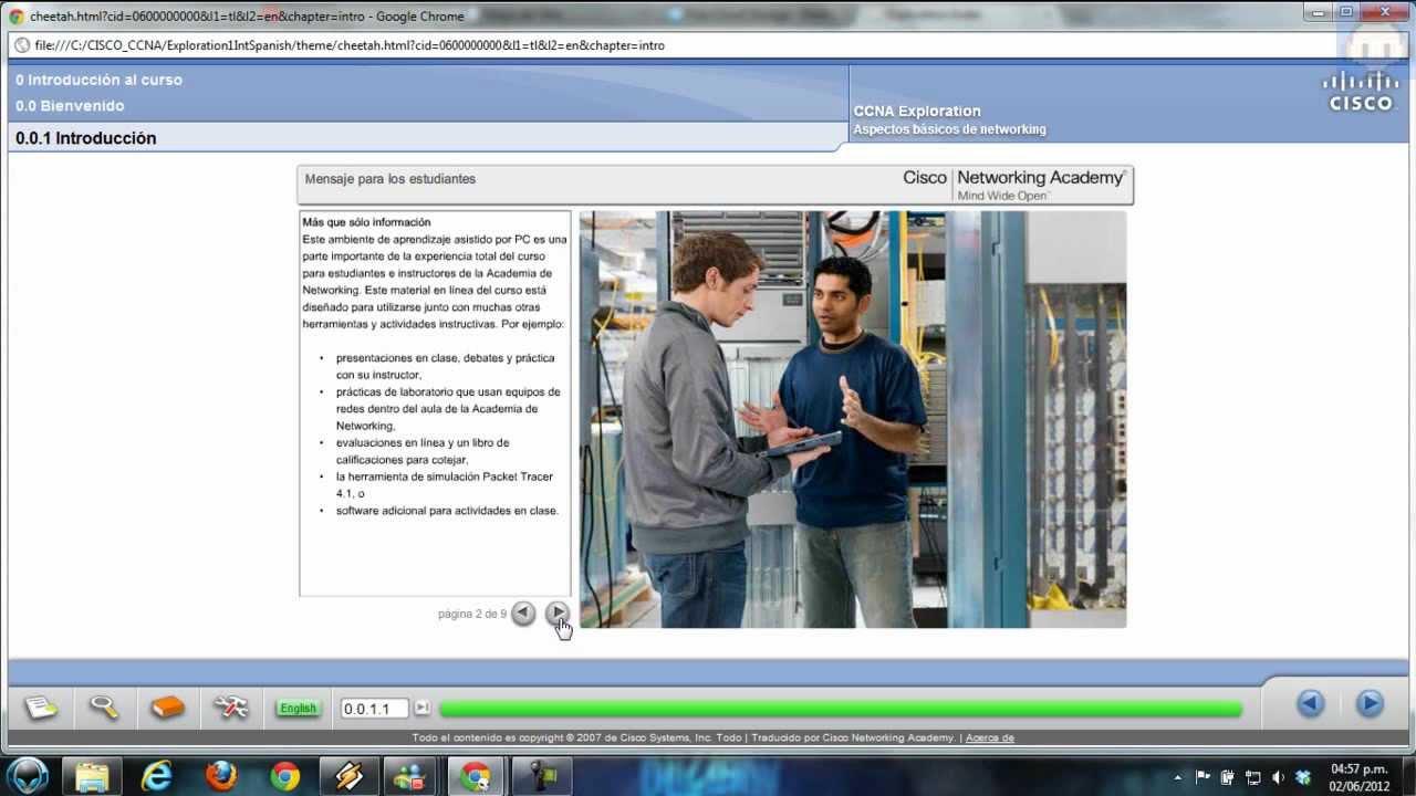 Cisco case study answers