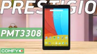 """Планшет Prestigio MultiPad Wize PMT3308 - такой доступный, а уже с 3G - Видео демонстрация(Prestigio MultiPad Wize PMT3308 8'' 8Gb 3G Black - чуть ли не самый доступный планшет с диагональю 8"""". Несмотря на свою бюджетност..., 2016-03-29T13:38:10.000Z)"""