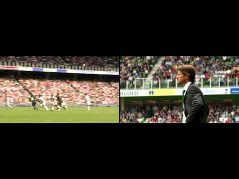 FC Groningen opent met 2-2 tegen Ajax