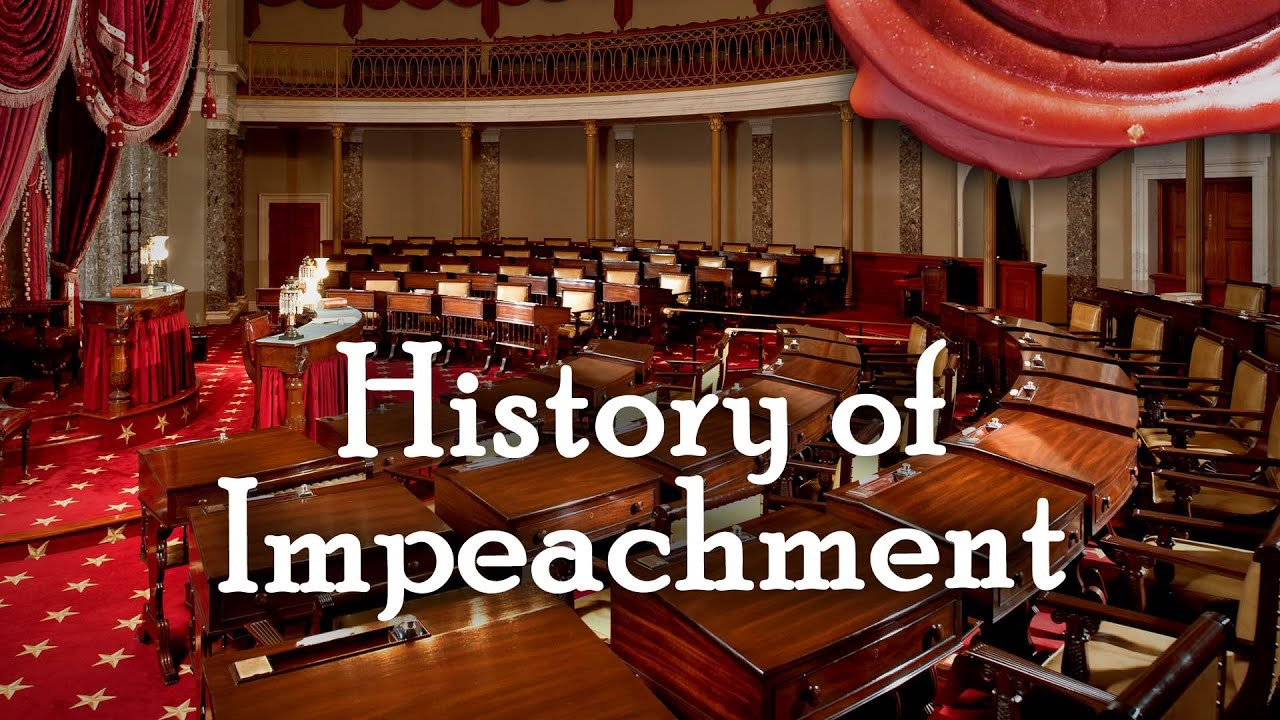 Download History of Impeachment - Trial of President Johnson