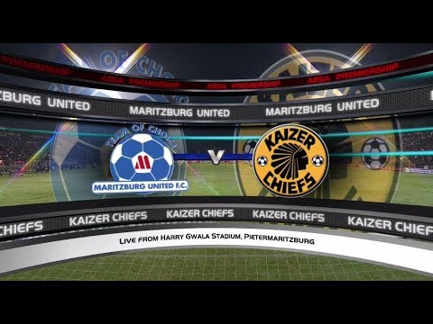 Absa Premiership 2017/2018 - Maritzburg United vs Kaizer Chiefs