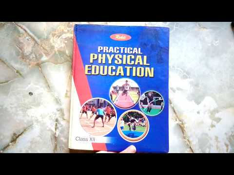 Class 12 Physical Education project file on volleyball game