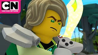The Forest of Discontent | Ninjago | Cartoon Network