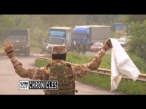 Uncut Chronicles: Ukraine, June 2014 (Raw Video Timeline)