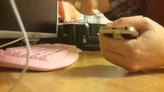 видео Не заряжается iPhone 4s ? Проблемы с зарядкой? Айфон сам выключился
